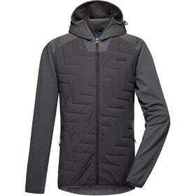 PYUA Snug-Y 2.0 Jacket Herren almost black